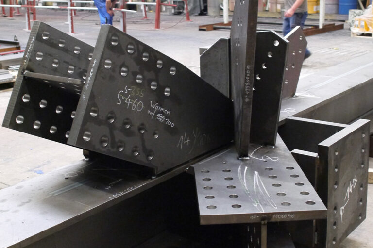 Stahlbau Schweißkonstruktionen