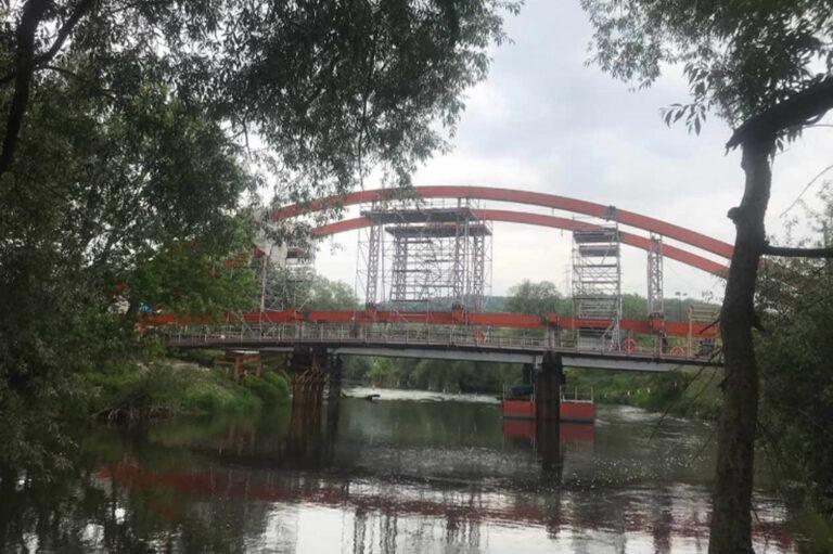 Stahlbau Stahlbrücken